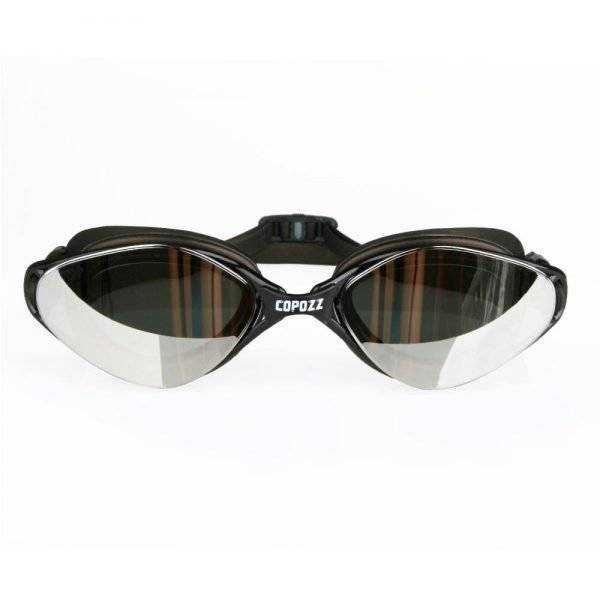 Stylish Fully Adjustable Professional Swimming Goggles Anti-Fog + UV Protection