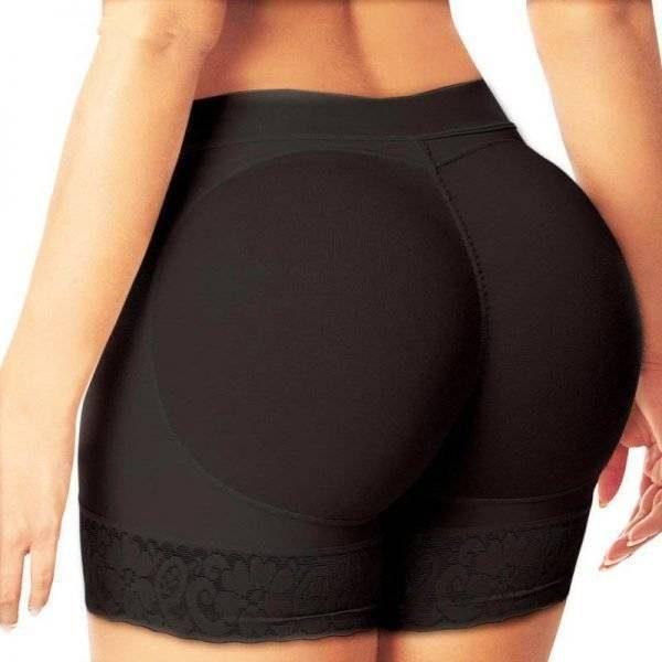 Bum Lift Pants Underwear | Brazilian Butt Lift Padded Underwear | Body Con Butt Lifter