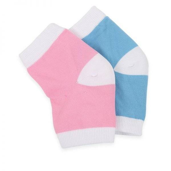 Silicone Gel Pedicure Socks for Pain Relief and Foot Care