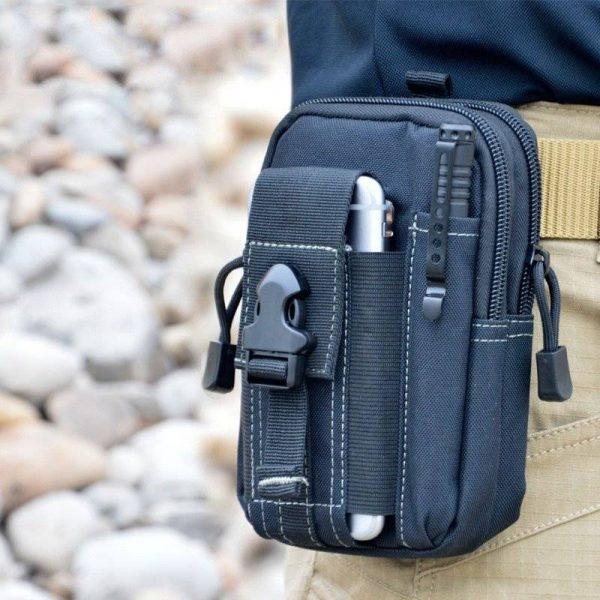 Tactical Molle Belt Pouch