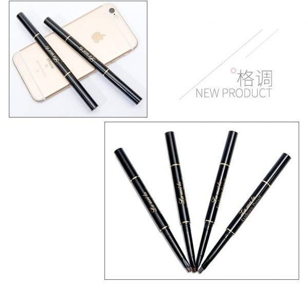 Best Waterproof Eyebrow Pencil Black Brown