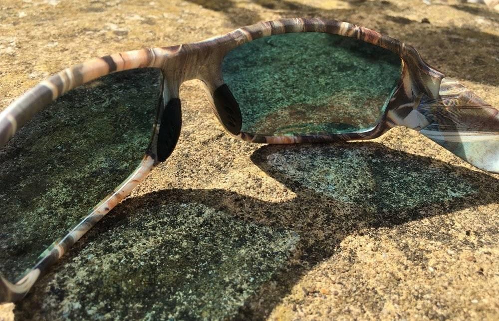 Camo Sunglasses Inside