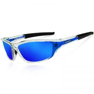 Unisex Polarized Sport Sunglasses | Lightweight Cycling Sunglasses