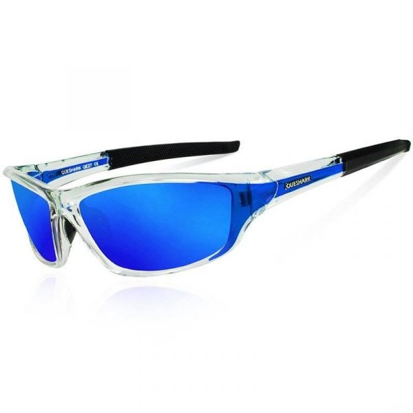 Unisex Polarized Sport Sunglasses | Lightweight Cycling Sunglasses