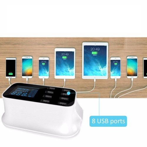 8 USB Port Charging