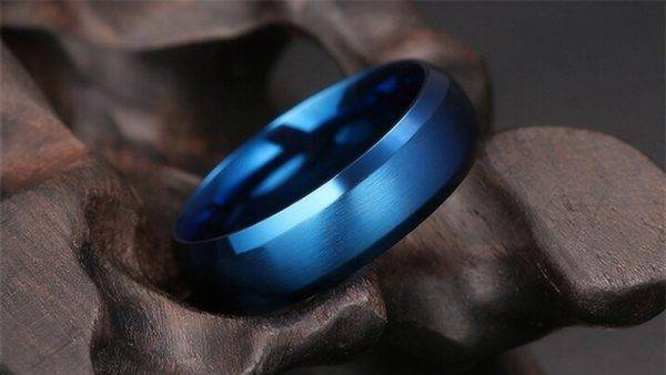 Men's Minimalistic Ring