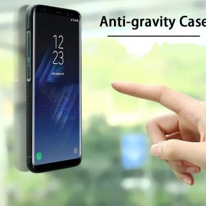 Anti Gravity Phone Case™ IT STICKS TO SURFACES Without Being Sticky!