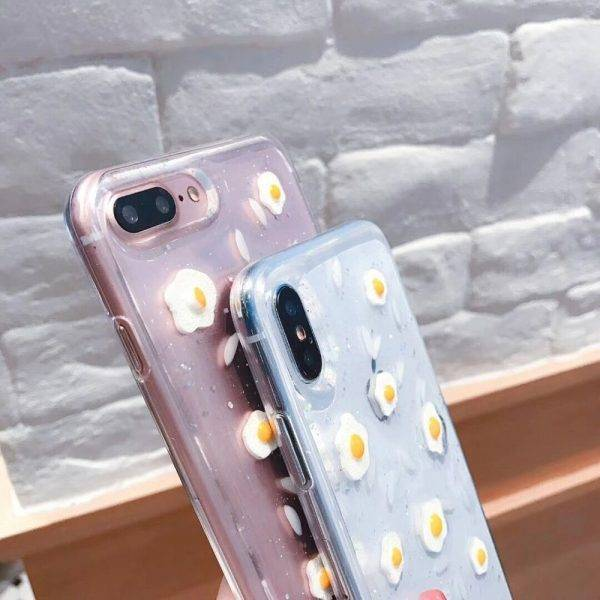 Transparent Soft TPU Case for iPhone