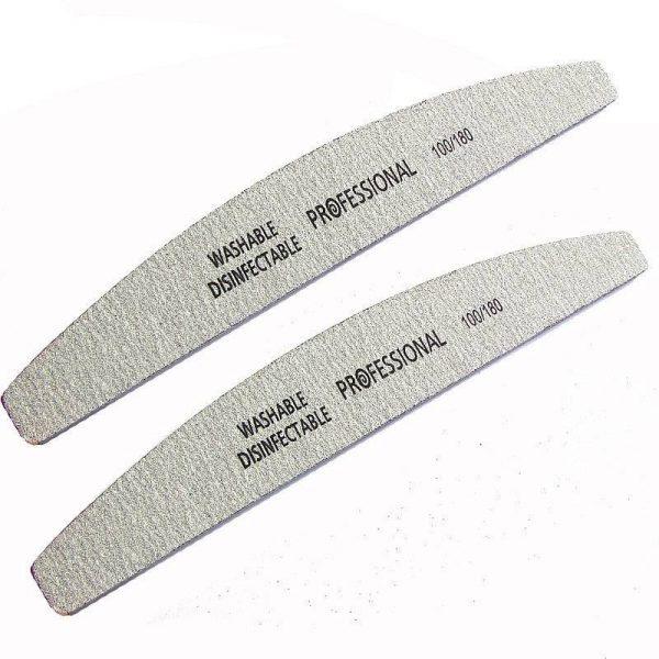 Professional Washable Nail Files Set