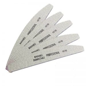 Professional Washable Nail Files Set