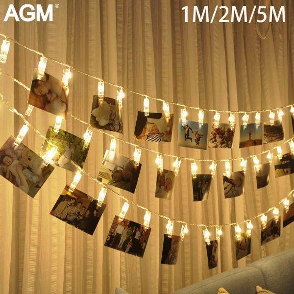 Photo Led String Fairy Lights