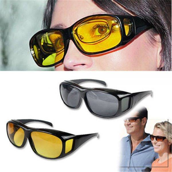 Night Driving and Sunglasses Overglasses | Covering Polarized Sunglasses
