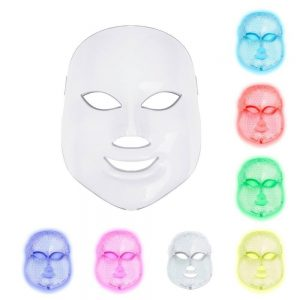 LED Facial Mask Therapy 7 Colour Modes