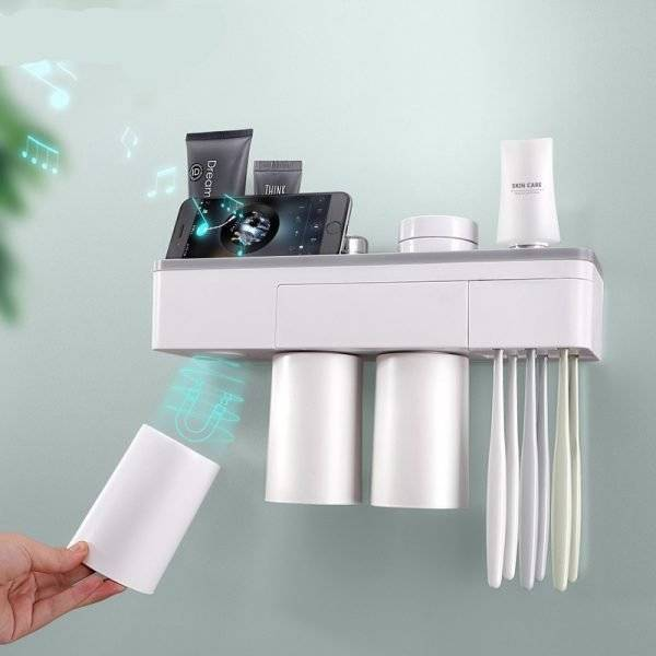 Wall Mounted Bathroom Tidy