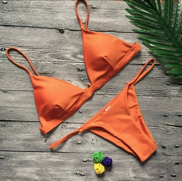 Sexy Brazilian Tanning Bikini
