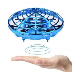 FLIP n FLY Hand Control UFO Anti Collision Drone