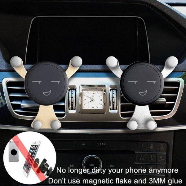 Cute Car Phone Holders