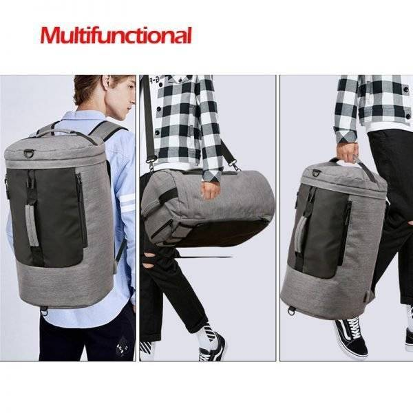 Designer 35L Multipurpose Travel Gym Bag