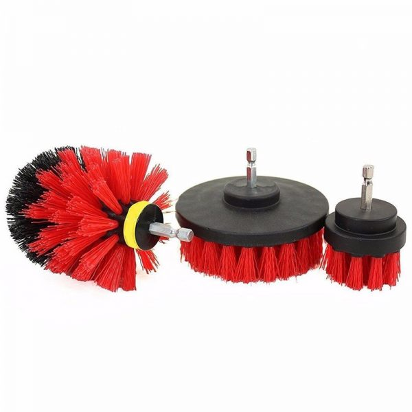Power Drill Brush Set