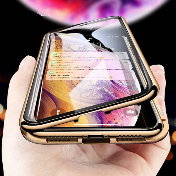 Magic Touch Screen IPhone Case Magnetic   No Screen Protector Required!!