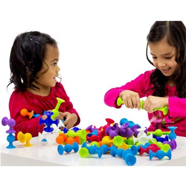 Stickies! The New Soft Toy Building Links Great Fun Everywhere
