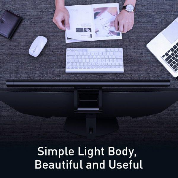 Led Screen Bar Lamp Light | For Home Office Adjustable USB