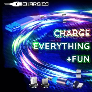 Magnetic Charge Convenience