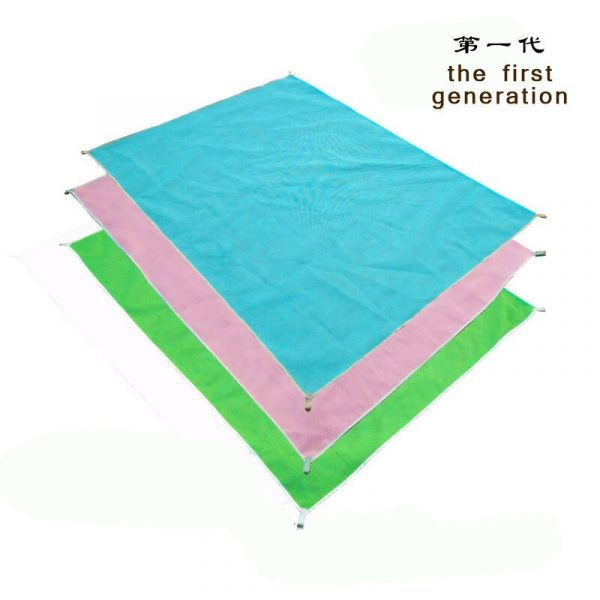 Magic Sand Free Beach Mat