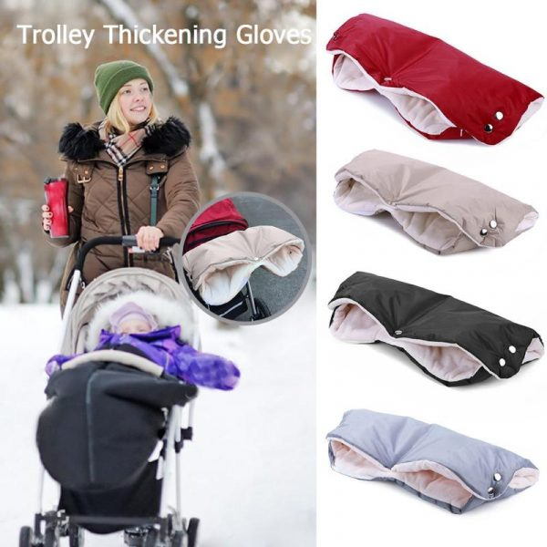 Winter Stroller Warmer | Convenient & Comfortable