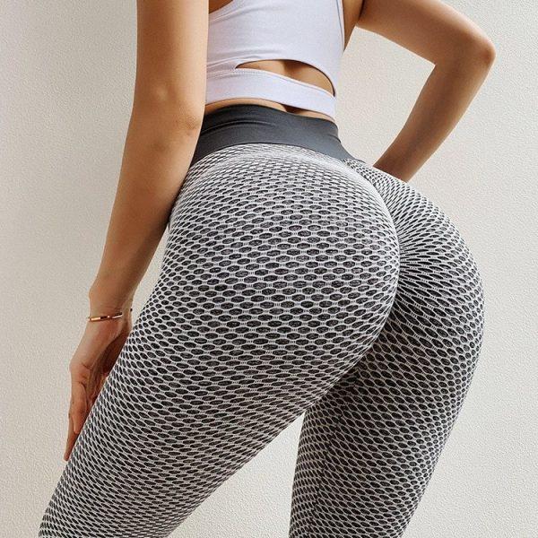 Women Fitness Supporting Leggings