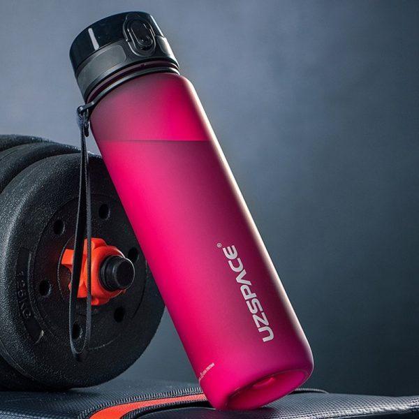 Premium Sports Water Bottle | BPA Free Infusion Filter