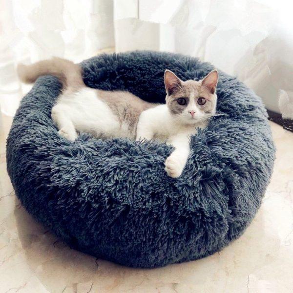 VIP Plush Dog & Cat Bed | Comfortable Pet Sofa