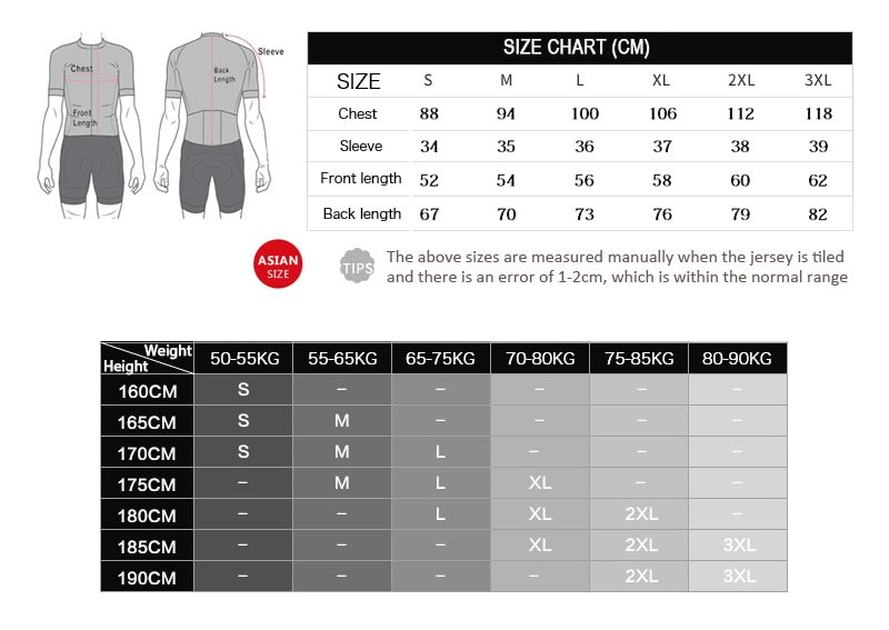 Tour de ITALY Pro Cycling Jersey Summer Breathable MTB Bike Clothes Short Sleeve Bicycle Clothing Hombre Ropa Maillot Ciclismo Sport and Recreation