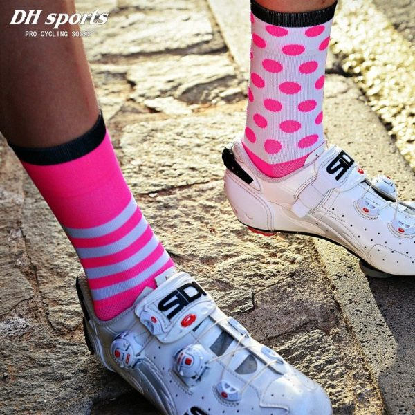 Jazzy Pro Cycling Socks Breathable Wicking Comfortable