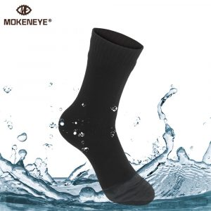 Waterproof Socks Great For Cycling Fishing & Hiking